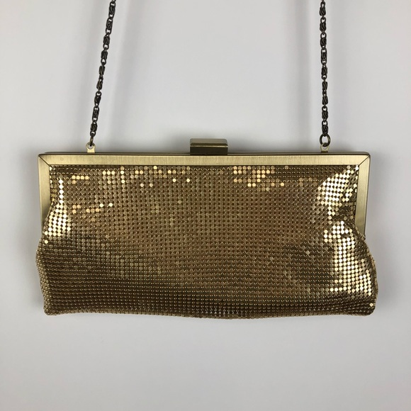 b9a5dd1ae71 Bags   Gold Chain Clutch Purse   Poshmark